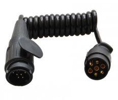 Adapter Spiralkabel 7>13 Polig
