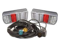 Beleuchtungssatz LED 6 Meter Kabellänge, 13P 12V