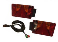 Beleuchtungssatz RADEX mit connector 6M
