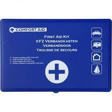 Erste-Hilfe-Kasten 41-Stück