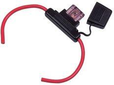 Flachsicherungshalter 10-40 Amp