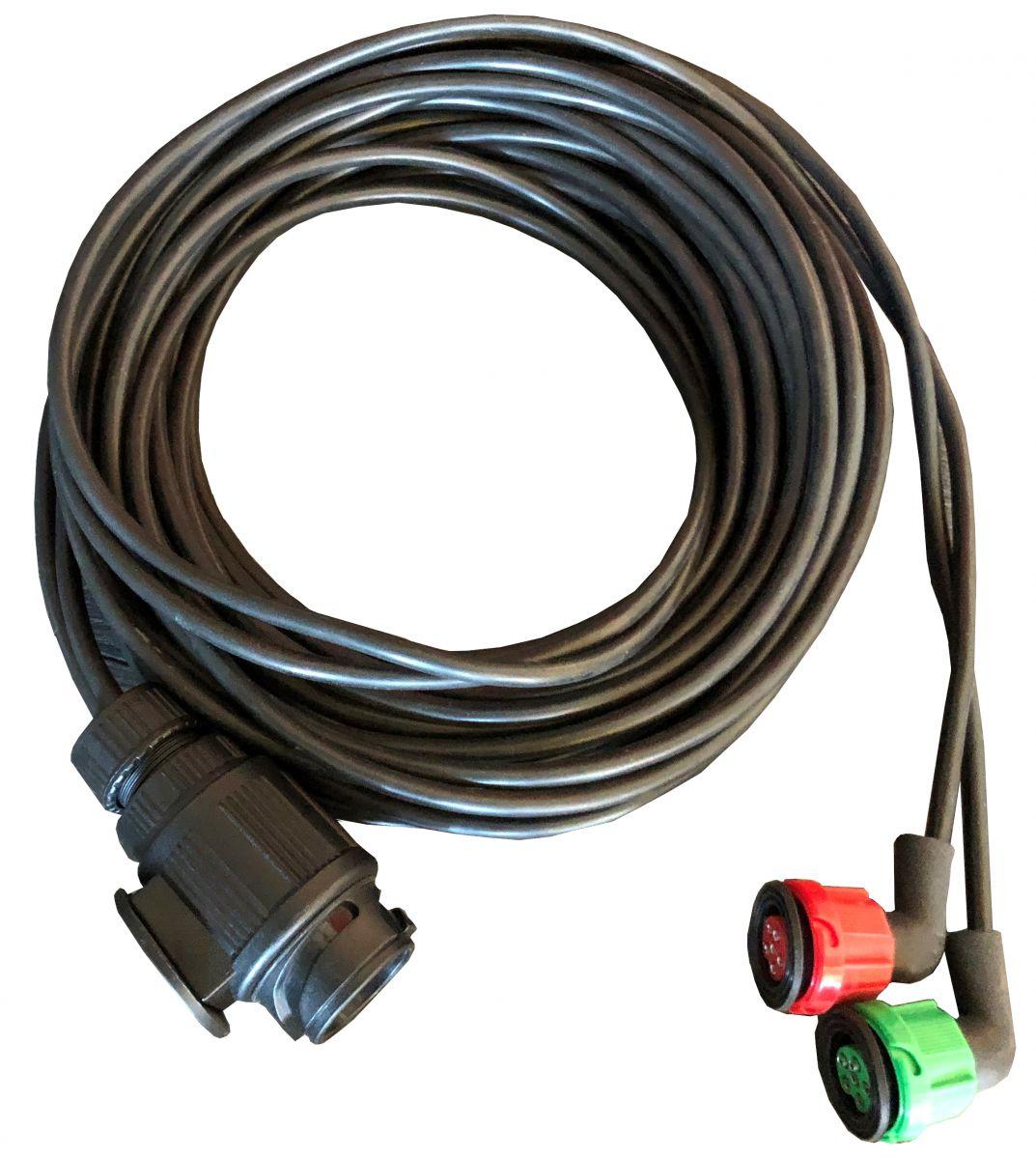 kabelsatz 13 p radex 8m