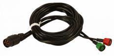 Kabelsatz 6m. 7p. RADEX / AJBA