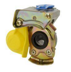 Kupplungskopf Gelb M22