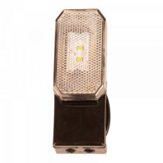 Positionleuchte Weiß LED 12-24V