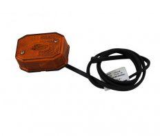 Positionsleuchte LED Aspock Orange