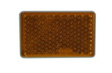 Rückstrahler Orange 91x57