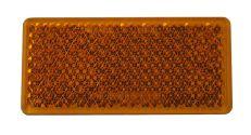 Rückstrahler Orange 96x46