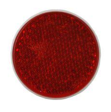 Rückstrahler Rot Ø63