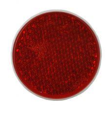 Rückstrahler Rot Schraube Ø81