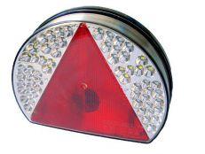 Schlußleuchte 6 Funktionen Rechts LED 12V
