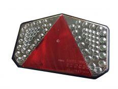 Schlußleuchte 7 Funktionen Rechts LED 12V