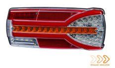 Schlußleuchte mit Dynamic Blink Rechts12-24V