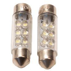 Soffitten 6 LED, 12V, set