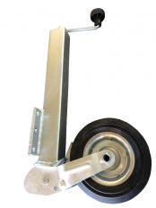 Stützrad 60 mm stahl/gummi