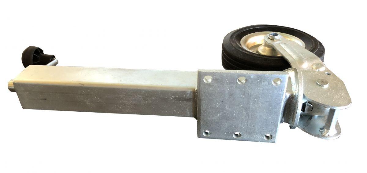 sttzrad 60 mm stahlgummi